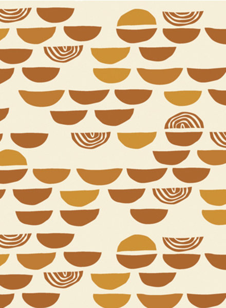 ART GALLERY FABRICS Unglazed Earthenware - katoen