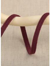 per meter paars 072  -  5 mm  - elastiek