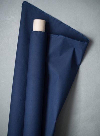 Merchant & Mills bright navy - dry oilskin