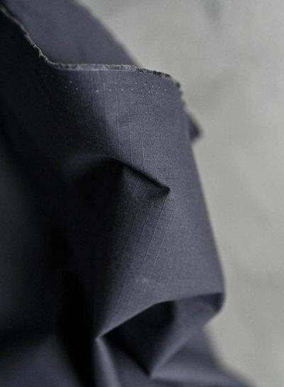 Merchant & Mills admiral blue  - organic dry oilskin