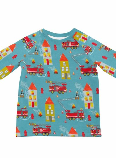 Swafing petrol house on fire - sweater