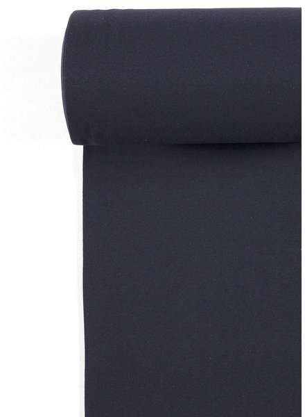 008 navy - recycled ribbing
