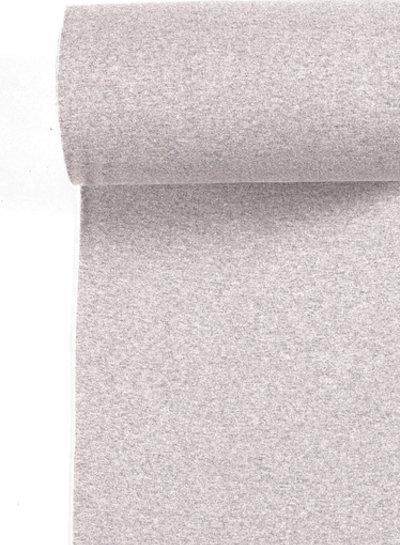 061 light grey- recycled ribbing