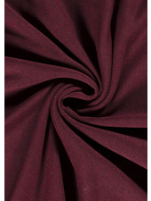 burgundy - Jogging Brushed Recycled