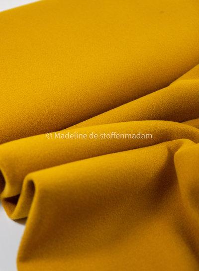 ocre - soft coat fabric