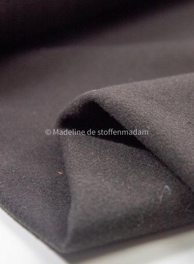 La Maison Victor brown - soft coat fabric