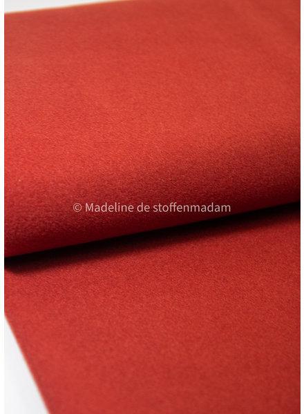 La Maison Victor rusty - soft coat fabric
