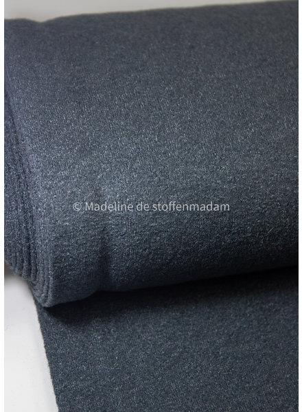 grey - boucle woolen coat fabric