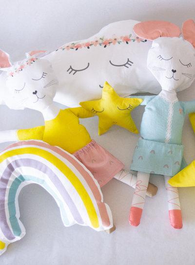 sewing kit - star
