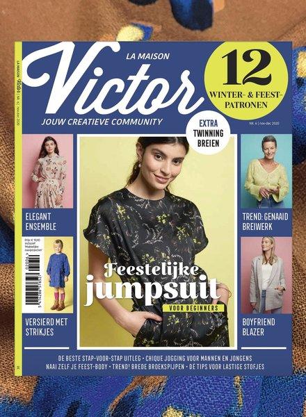 La Maison Victor LMV editie 6 |NOV-DEC2020