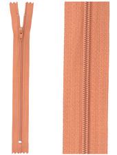 klassieke rits / rokrits -  roest kleur 850