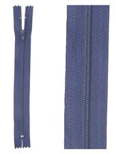 close  end zipper - navy blue color 919