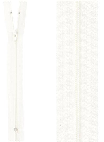 close end zipper - ecru color 841
