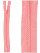 klassieke rits / rokrits -  roze kleur 517