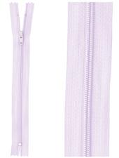 close end zipper - lilac color  68