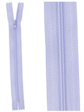klassieke rits / rokrits - violet kleur 554