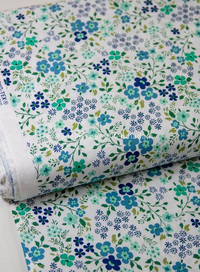 Windham Fabrics Backyard blooms by Allson Harris - katoentje