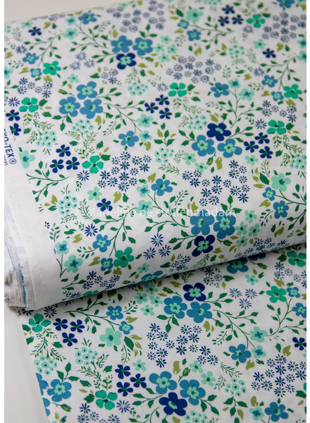 Windham Fabrics Backyard blooms by Allson Harris - katoentje