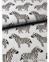 Zebra - french terry - Eva Mouton