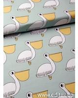 Pelican - french terry - Eva Mouton
