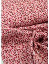 roze liberty bloemetjes - tetra