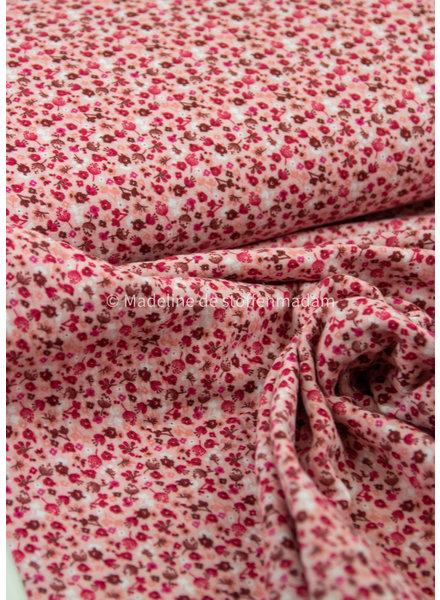 liberty flowers pink - tetra