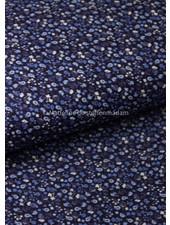 blue liberty flowers - tetra