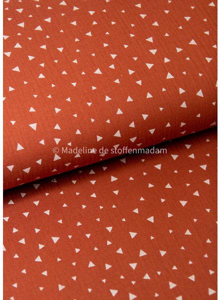 roest driehoekjes - tetra