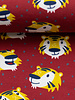 tigers furry faces - jersey