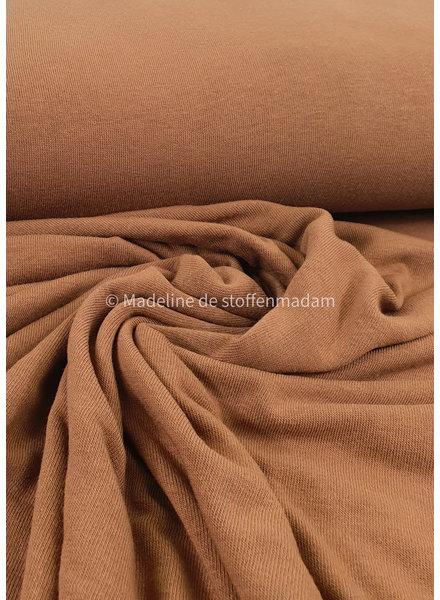 Fibremood camel - gebreide stof