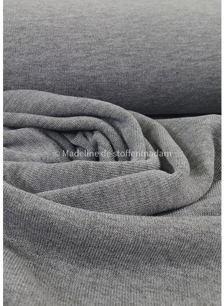 Fibremood grijs - gebreide stof