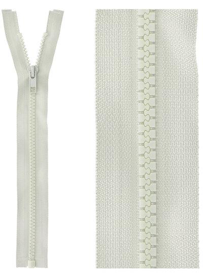 open end zipper  - mint color 574