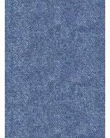 licht jeansblauw 6 - french terry