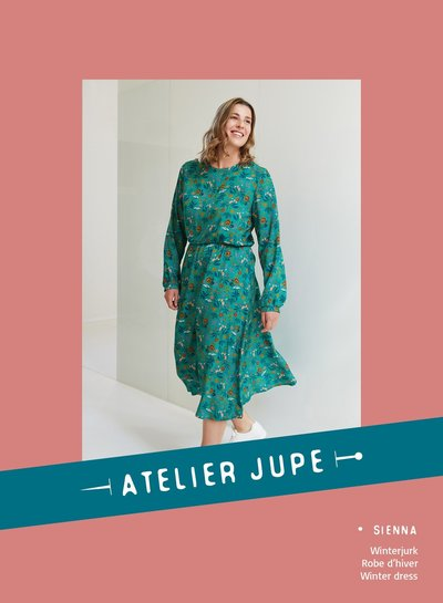 Atelier Jupe Sienna winter dress - Atelier Jupe