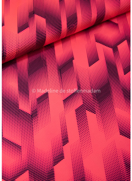 neon roze - sportkleding / lycra