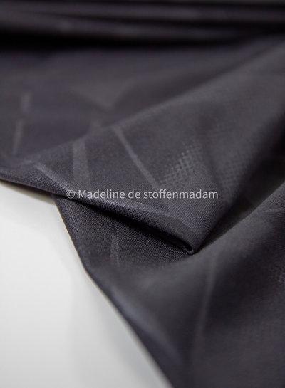 geometric print antraciet - sport clothing / lycra