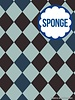 about blue fabrics Harlequin sponge or terry - Wonders of life