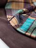 bruin 175 babyrib - corduroy met fijne ribbel