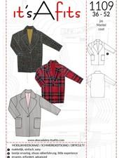 1109 coat - it's a fits