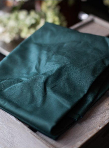 Mind The Maker Dry waxed organic cotton - dark green