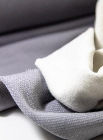 grey  - jacquard sweater brushed