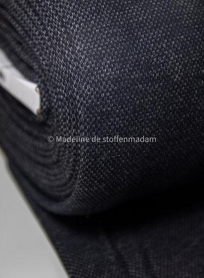 black -  jacquard sweater brushed