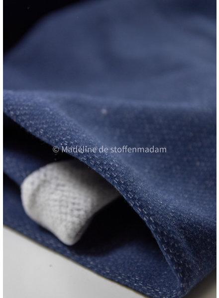 marine - jacquard sweater brushed
