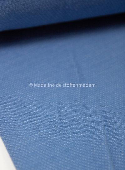 lichtblauw - jacquard sweater brushed