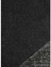 zwart jeans - happy fleece - zachte jogging