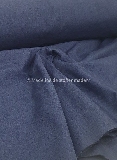 dark denim melange - softshell K