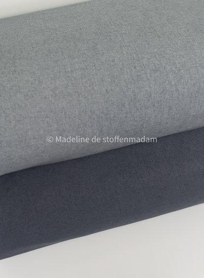 lichtgrijs melange - softshell K
