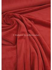 soft red - nicky velours