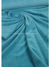 turquoise nicky velours