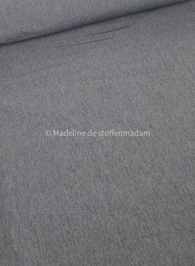 dark grey melange softshell